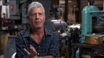 The Balvenie TV Spot, 'The Balvenie Honors Anthony Bourdain' - Thumbnail 1
