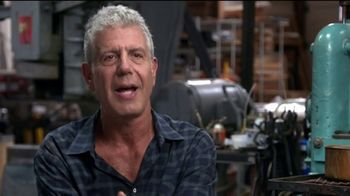 The Balvenie TV Spot, 'The Balvenie Honors Anthony Bourdain' - Thumbnail 2