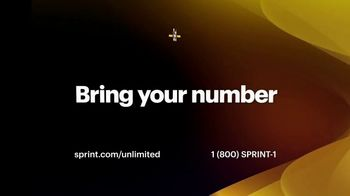 Sprint Unlimited Basic TV Spot, 'Best Deal Ever' - Thumbnail 5