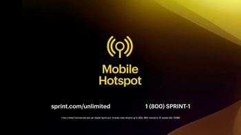 Sprint Unlimited Basic TV Spot, 'Best Deal Ever' - Thumbnail 9