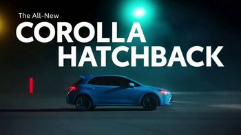 2019 Toyota Corolla Hatchback TV Spot, 'Scratches' [T1] Song by Mama Haze - Thumbnail 10