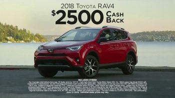 2018 Toyota RAV4 TV Spot, 'Live with Excitement' [T2] - Thumbnail 5