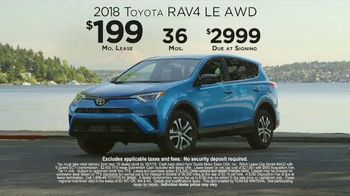 2018 Toyota RAV4 TV Spot, 'Live with Excitement' [T2] - Thumbnail 6