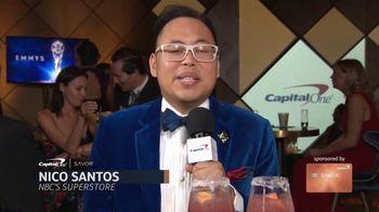 Capital One Savor Card TV Spot, '2018 Emmys: Toast' Featuring Nico Santos - Thumbnail 2