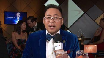 Capital One Savor Card TV Spot, '2018 Emmys: Toast' Featuring Nico Santos - Thumbnail 8