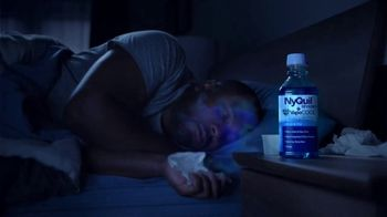 Vicks NyQuil Severe VapoCool TV Spot, 'Nasty Cold' - Thumbnail 8