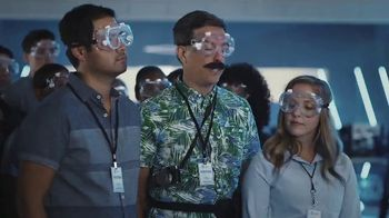 AT&T Wireless TV Spot, 'AT&T Innovations: It's Productive' Featuring Ed Helms - Thumbnail 7