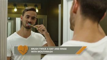 Colgate Total Advanced Whitening TV Spot, 'Ion Television: Healthy Smile' - Thumbnail 8