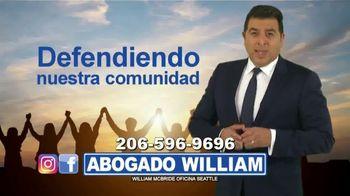 McBride, Scicchitano & Leacox, P.A. TV Spot, 'Defendiendo nuestra comunidad' [Spanish]