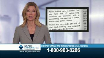 Napoli Shkolnik PLLC TV Spot, 'Proton Pump Inhibitors' - Thumbnail 3