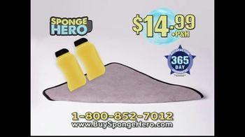 Sponge Hero TV Spot, 'The Last Sponge You'll Need' - Thumbnail 10