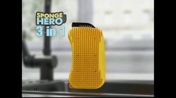 Sponge Hero TV Spot, 'The Last Sponge You'll Need' - Thumbnail 2