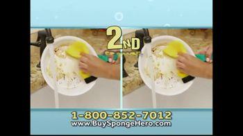 Sponge Hero TV Spot, 'The Last Sponge You'll Need' - Thumbnail 8