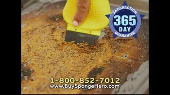 Sponge Hero TV Spot, 'The Last Sponge You'll Need' - Thumbnail 9