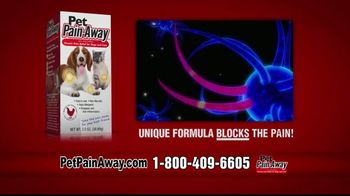 Pet Pain Away TV Spot, 'Slowing Down'