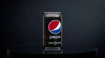 Pepsi Zero Sugar TV Spot, 'Sound and Bubbles' - Thumbnail 9