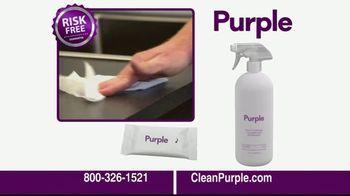 Purple TV Spot, 'Wine Stain' - Thumbnail 10