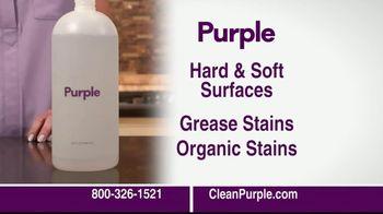 Purple TV Spot, 'Wine Stain' - Thumbnail 3