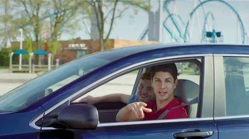 2018 Honda CR-V TV Spot, 'Life is Better: Cedar Point Thrill-Seekers' [T2]