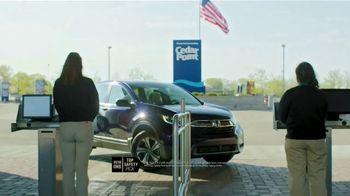 2018 Honda CR-V TV Spot, 'Life is Better: Cedar Point Thrill-Seekers' [T2] - Thumbnail 5