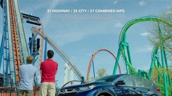2018 Honda CR-V TV Spot, 'Life is Better: Cedar Point Thrill-Seekers' [T2] - Thumbnail 6