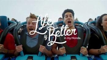 2018 Honda CR-V TV Spot, 'Life is Better: Cedar Point Thrill-Seekers' [T2] - Thumbnail 7