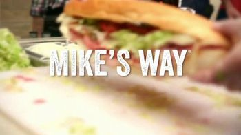 Jersey Mike's TV Spot, 'Foundation' - Thumbnail 4