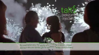 Taltz TV Spot, 'Touch: 100 Percent Clear Skin'