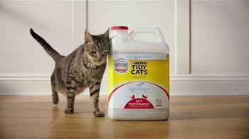 Purina Tidy Cats LightWeight TV Spot, 'The Surprise' - Thumbnail 8
