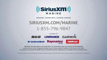 SiriusXM Marine TV Spot, 'The Right Equipment' - Thumbnail 10