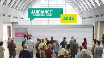 Jardiance TV Spot, 'Jardiance Asks: Heart' - Thumbnail 1
