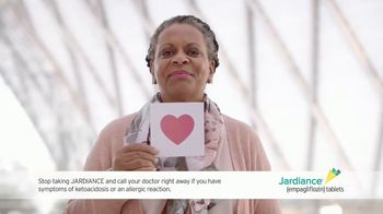 Jardiance TV Spot, 'Jardiance Asks: Heart' - Thumbnail 8
