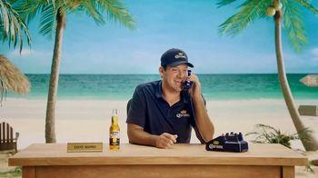 Corona Extra TV Spot, 'The Great Debate' Featuring Tony Romo - Thumbnail 4