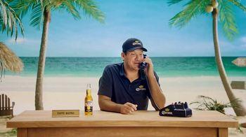 Corona Extra TV Spot, 'The Great Debate' Featuring Tony Romo - Thumbnail 5