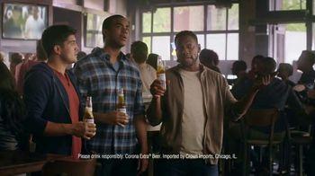 Corona Extra TV Spot, 'The Great Debate' Featuring Tony Romo - Thumbnail 9