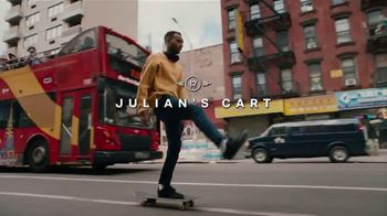 Jet.com TV Spot, 'Julian's Jet Cart' Song by The Escorts