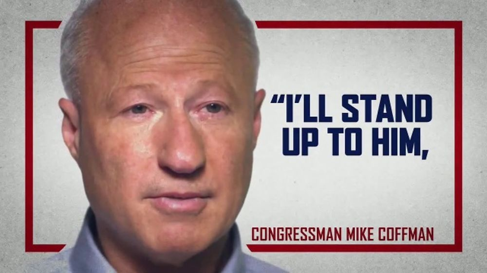 Democratic Congressional Campaign Committee TV Commercial, 'Mike Coffman'