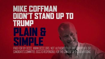 Democratic Congressional Campaign Committee TV Spot, 'Mike Coffman' - Thumbnail 9