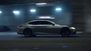 2018 Lexus LS 500 TV Spot, 'Dimensions' [T2]