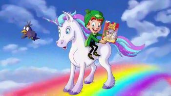 Lucky Charms Magical Unicorn Marshmallow TV Spot, 'Sneeze'