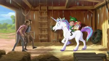 Lucky Charms Magical Unicorn Marshmallow TV Spot, 'Sneeze' - Thumbnail 1