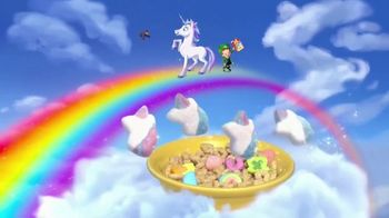 Lucky Charms Magical Unicorn Marshmallow TV Spot, 'Sneeze' - Thumbnail 10
