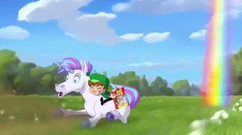 Lucky Charms Magical Unicorn Marshmallow TV Spot, 'Sneeze' - Thumbnail 6