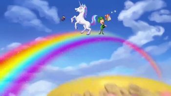 Lucky Charms Magical Unicorn Marshmallow TV Spot, 'Sneeze' - Thumbnail 9