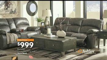 Ashley HomeStore Fall Home Sale TV Spot, 'Cozy Up' - Thumbnail 8