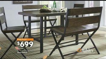 Ashley HomeStore Fall Home Sale TV Spot, 'Cozy Up' - Thumbnail 9