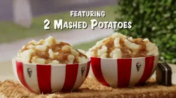 KFC 10-Piece Chicken Feast TV Spot, 'Festín de pollo' [Spanish] - Thumbnail 3