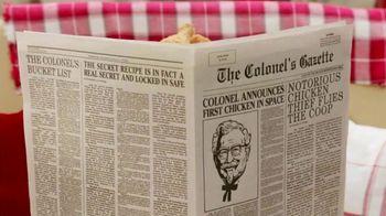 KFC 10-Piece Chicken Feast TV Spot, 'Festín de pollo' [Spanish] - Thumbnail 5