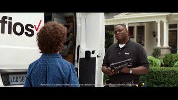 Fios by Verizon TV Spot, 'Fiber Fan' Featuring Gaten Matarazzo