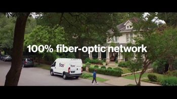 Fios by Verizon TV Spot, 'Fiber Fan' Featuring Gaten Matarazzo - Thumbnail 10
